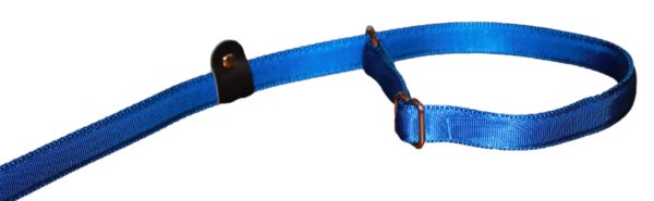 UniWalker figure of 8 dog lead Blue