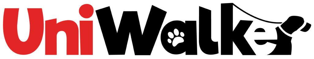 UniWalker tag line logo